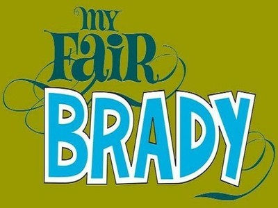 My Fair Brady tv show photo