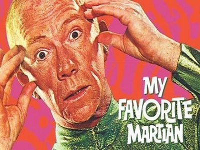 My Favorite Martian tv show photo