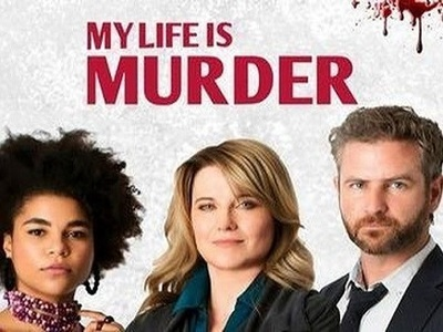 My Life is Murder tv show photo