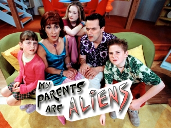 My Parents Are Aliens (UK) tv show photo