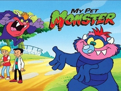 My Pet Monster tv show photo