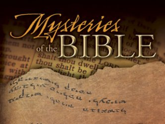 Mysteries Of The Bible tv show photo