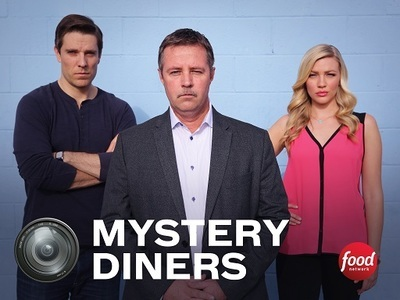 Mystery Diners tv show photo