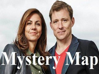 Mystery Map (UK) tv show photo