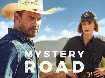 Mystery Road tv show photo