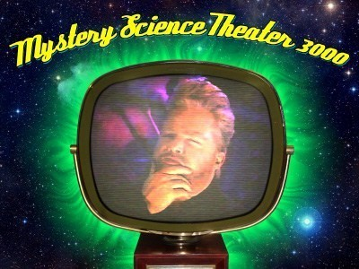 Mystery Science Theater 3000 tv show photo
