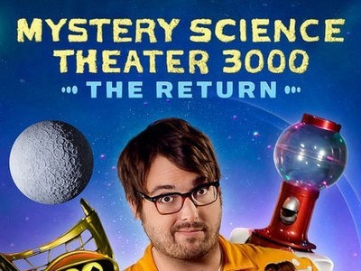 Mystery Science Theater 3000: The Return tv show photo