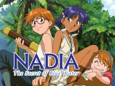 Nadia - The Secret of Blue Water