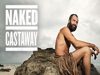 Naked Castaway tv show photo