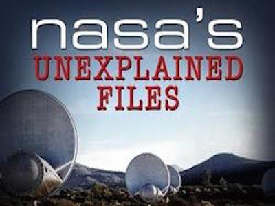 NASA's Unexplained Files Unsealed