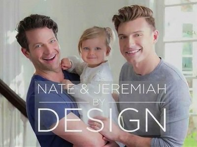 Nate & Jeremiah By Design tv show photo