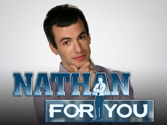 Nathan For You tv show photo