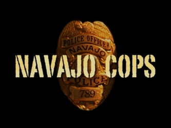 Navajo Cops tv show photo