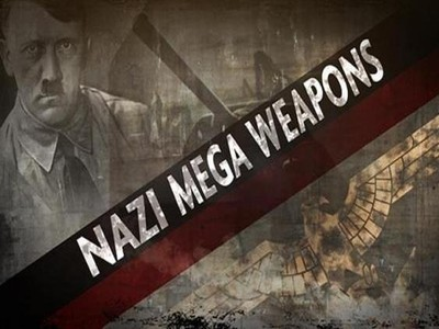 Nazi Mega Weapons tv show photo