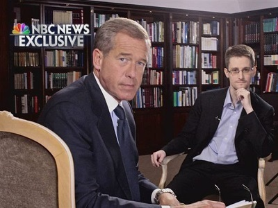 NBC News Exclusive with Brian Williams