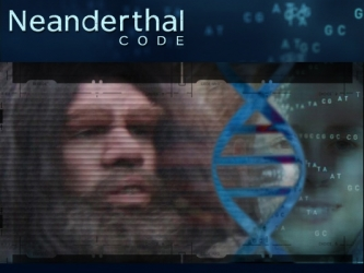 Neanderthal Code tv show photo