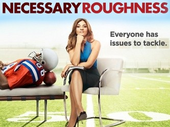 Necessary Roughness tv show photo