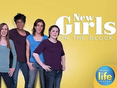 New Girls on the Block tv show photo