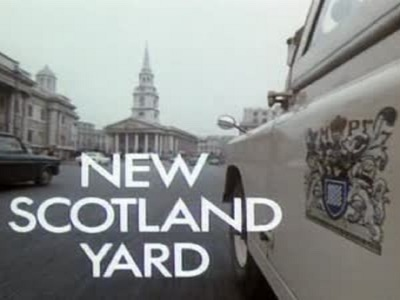 New Scotland Yard (UK) tv show photo