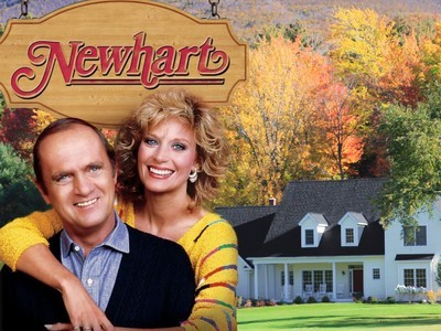 Newhart tv show photo