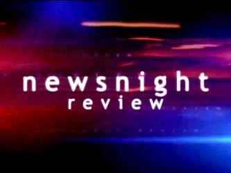 Newsnight Review (UK) tv show photo