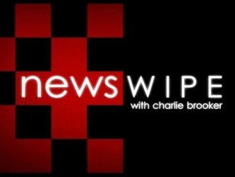 Newswipe With Charlie Brooker (UK) tv show photo