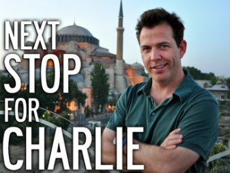 Next Stop for Charlie