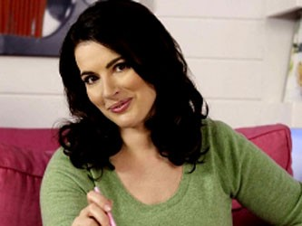 Nigella (UK) tv show photo