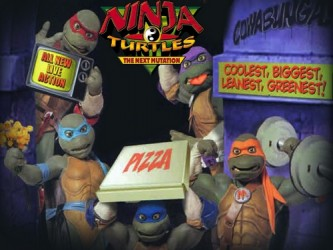 Ninja Turtles: The Next Mutation tv show photo