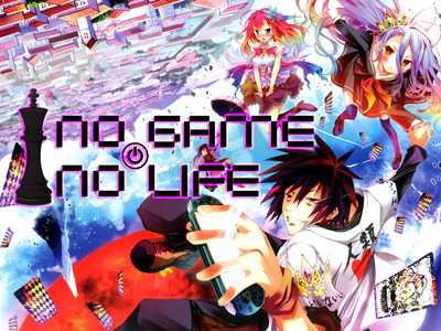 No Game, No Life  tv show photo
