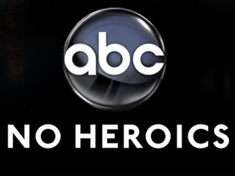 No Heroics tv show photo