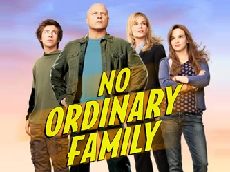 No Ordinary Family tv show photo