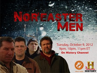 Nor' Easter Men tv show photo