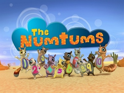 The Numtums (UK) tv show photo