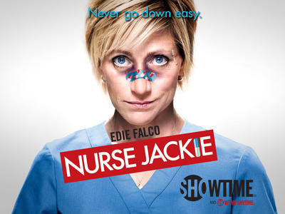 Nurse Jackie tv show photo