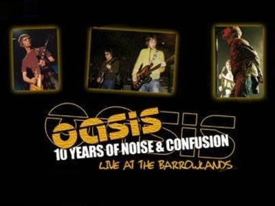 Oasis Live At The Barrowlands (UK)
