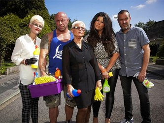 Obsessive Compulsive Cleaners (UK) tv show photo