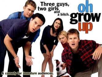 Oh Grow Up tv show photo