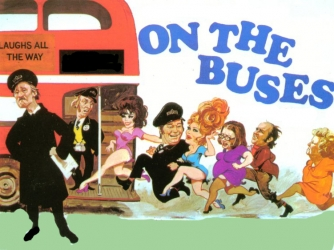 On The Buses (UK) tv show photo
