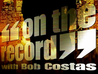 On the Record with Bob Costas tv show photo