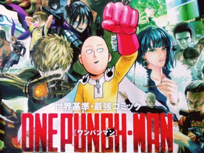 One-Punch Man tv show photo