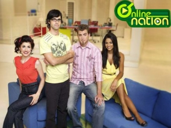 Online Nation tv show photo