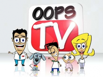 Oops TV (UK) tv show photo