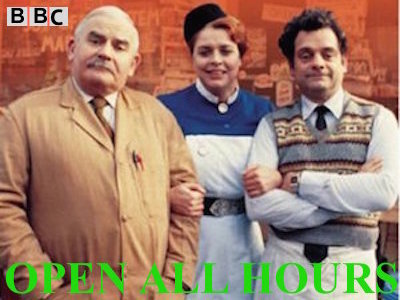 Open All Hours (UK)