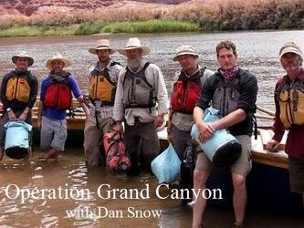 Operation Grand Canyon with Dan Snow (UK)