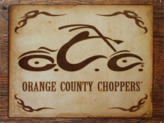 Orange County Choppers tv show photo