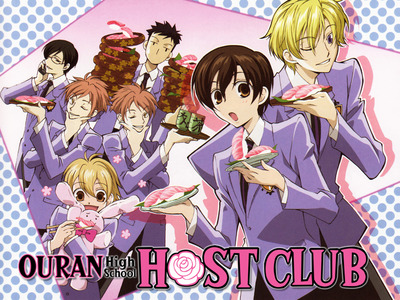 Ouran High School Host Club tv show photo