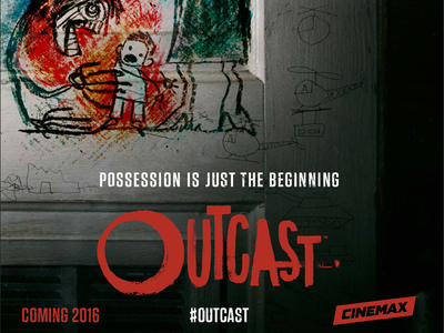 Outcast tv show photo