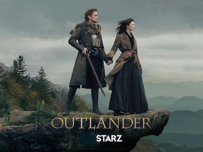 Outlander tv show photo