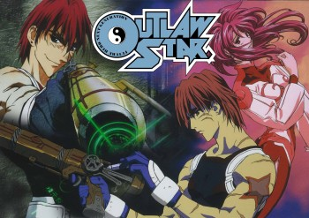 Outlaw Star  tv show photo
